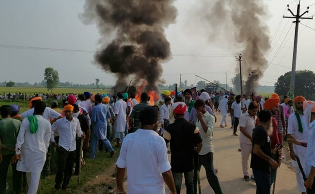 Supreme Court Steps In, Chief Justice To Take Up Farmers' Killing In UP