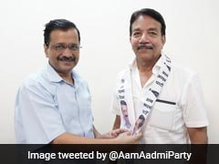 Goa Ex-Deputy Chief Minister Joins AAP Ahead Of 2022 Assembly Polls