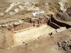 2,700-Year-Old Wine Press, Carvings Discovered By Archaeologists In Iraq