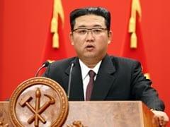 "US ""Root Cause"" Of Tensions, Says North Korea's Kim Jong Un: Report"