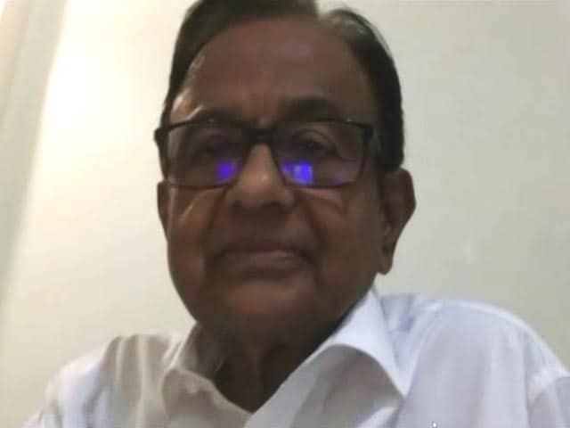 """Video : """"Yogi's Police Acting Unlawfully"""": P Chidambaram On Priyanka Gandhi Arrest"""