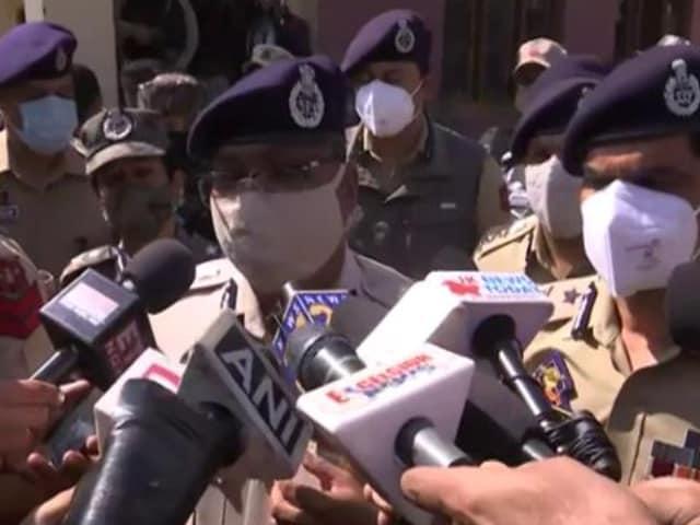 Video : Principal, Teacher Shot Dead By Terrorists In Srinagar In Targeted Attack