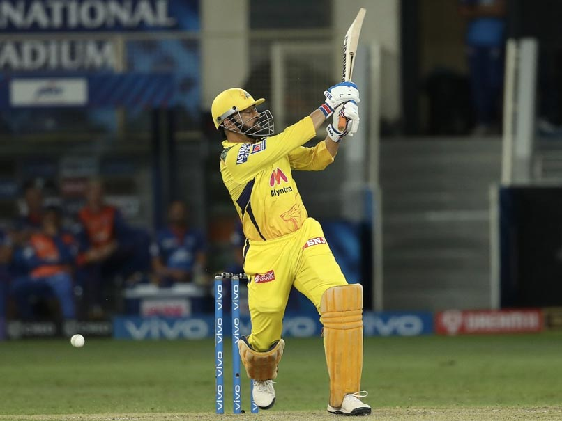 """Delivered It In Style"": Sunil Gavaskar On MS Dhonis Batting Heroics vs Delhi Capitals In Qualifier 1"