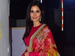 Katrina Kaif In A Gorgeous Floral <i>Lehenga</i> Sets Festive Fashion Goals