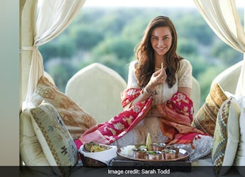 Sarah Todd Reveals Her Favourite Indian Comfort Food, Go-To Ingredient And More