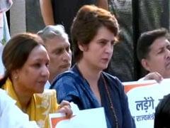 Priyanka Gandhi's <i>Maun Vrat</i> For Minister's Removal Over Farmers' Killing