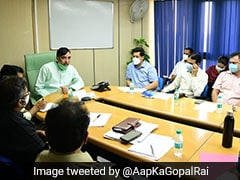 """""""Red Light On, <i>Gadi</i> Off"""": Delhi Government's Anti-Pollution Campaign To Start Oct 18"""