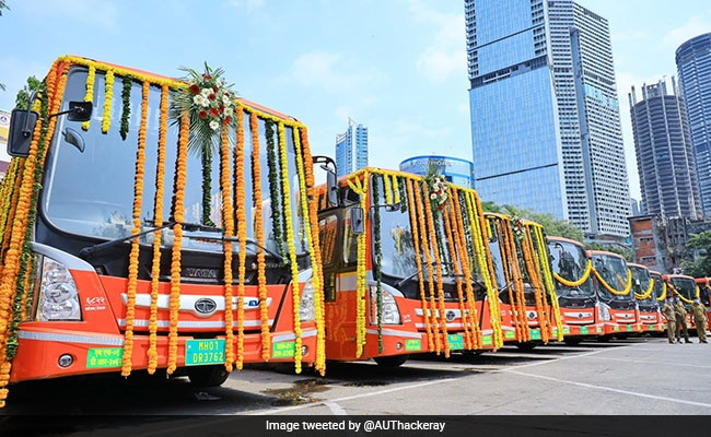 Row Over 'Exorbitant' Bus Fares On Mumbai's New Electric Buses By State Transporter BEST