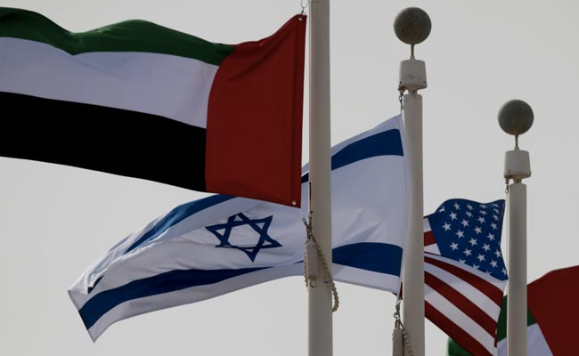 US Hopes Abraham Accords Will Help Israeli-Palestinian Issue: Officials