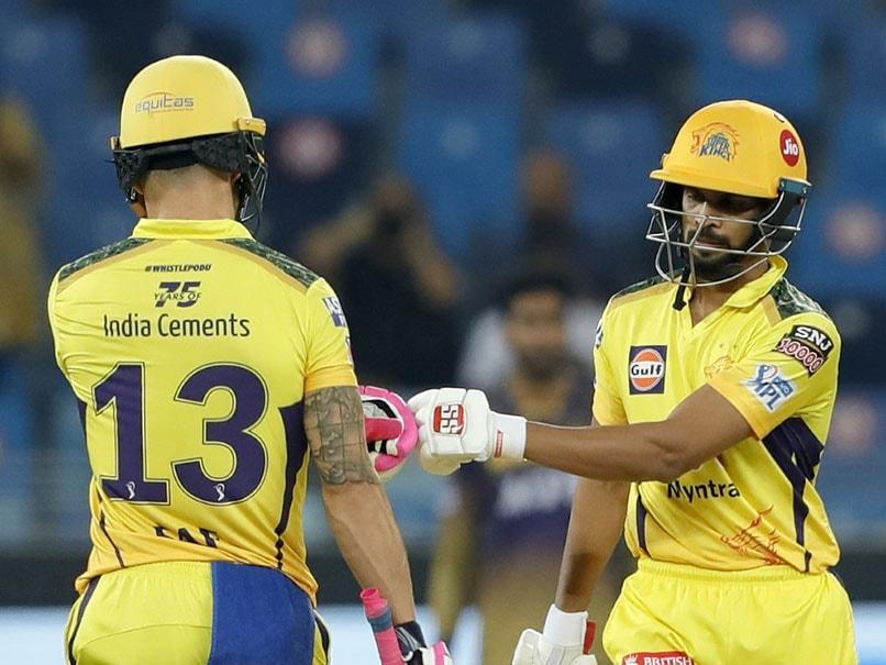 IPL 2021 Final, CSK vs KKR Live Cricket Score: Ruturaj Gaikwad, Faf Du Plessis Give Chennai Super Kings A Solid Start vs Kolkata Knight Riders | Cricket News