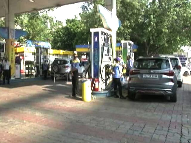 Video : Petrol, Diesel Prices Hiked Again On Tuesday; Petrol Nears Rs 109 In Mumbai