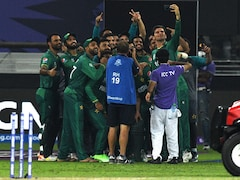 """T20 World Cup: Babar Azam, Misbah-Ul-Haq, Former Pakistan Cricketers Caution Pak Players Against Going """"Overboard"""" With Celebrations"""