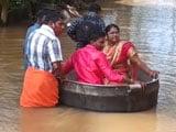 Video : Roads Flooded, Kerala Couple Found Ingenious Way To Reach Wedding Venue