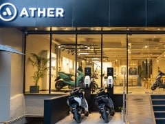 Ather Energy Inaugurates Two New Experience Centres In Delhi