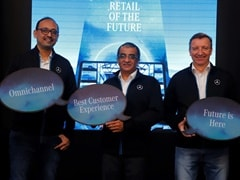 Mercedes-Benz India Launches The Retail Of The Future Sales Programme, New Method Of Selling Vehicles