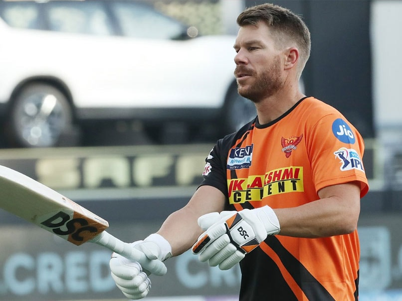 """""""Going To Miss You All!"""": David Warner Posts Emotional Message For SunRisers Hyderabad Fans"""