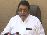 Video : Maharashtra Minister's Fresh Allegations In Drugs-On-Cruise Case