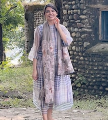 Samantha Visited The Beatles Aashram And She Didn't Go Alone