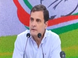 Video : Pegasus Is An Attempt To Crush Indian Democracy, Says Rahul Gandhi
