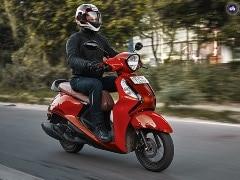 2021 Yamaha Fascino 125 Hybrid Review