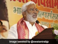 """""""Doesn't Mean You Mow Down Anyone With Fortuner"""": UP BJP Chief's Swipe"""