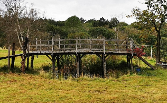 Winnie-The-Pooh Bridge Fetches Over 1,30,000 Pounds At UK Auction