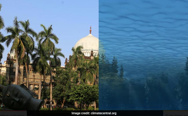 Stark Images Show What Climate Change Could Mean For Mumbai