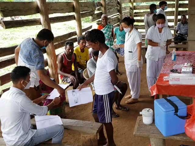 Video : No Covid Case In Assam's Remote Area, But Officials Fight Vaccine Hesitancy