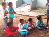 Video : Bengaluru School Kids Tied To Tree, Forced To Smoke; Six Arrested: Police