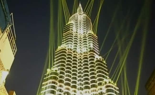 Laser Lights Show At Kolkata's 'Burj Khalifa' Stopped. Here's Why