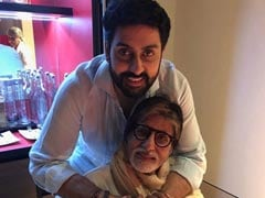 """""""The Perfect Role Model"""": To Amitabh Bachchan On His Birthday, With Love From Son Abhishek"""