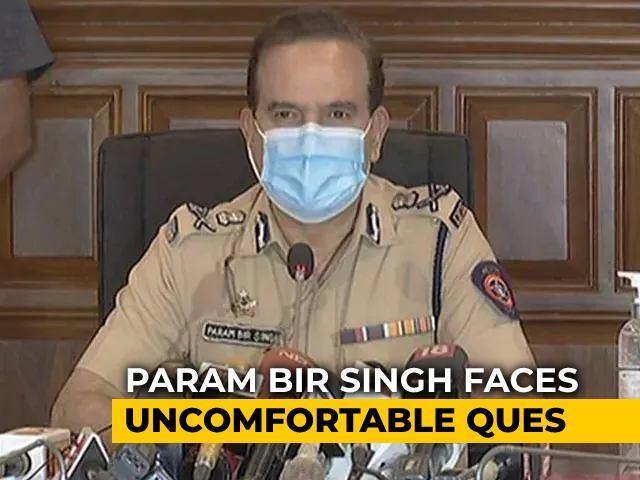 Video : Congress, BJP In Whodunnit Over Mumbai Ex-Top Cop's 'Escape To Russia'