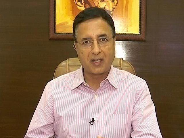 """Video : """"Why Didn't Captain Ask Centre To Expand BSF Area When He Was Chief Minister?"""": Congress' Randeep Surjewala"""