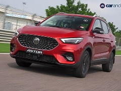 MG Astor Compact SUV Launched In India; Prices Start At Rs. 9.78 Lakh