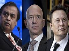 Mukesh Ambani Joins Jeff Bezos, Elon Musk In World's Exclusive $100 Billion Club