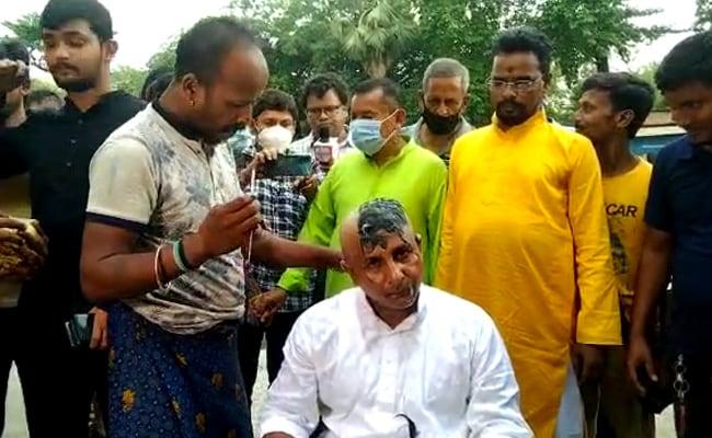 He left the BJP after making Tripura MLA Mamata Banerjee the Prime Minister