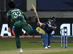 Watch: Rishabh Pant Smashes Back-To-Back One-Handed Sixes Against Hasan Ali