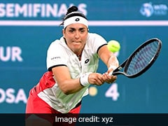 Tunisia's Ons Jabeur Becomes First Arab Tennis Player To Reach Top 10