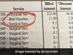 Woman Claims She Was Charged For Crying During Surgery In Viral Tweet