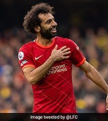 'That's Beyond Belief': Watch Mohamed Salah's Stunning Solo Goal