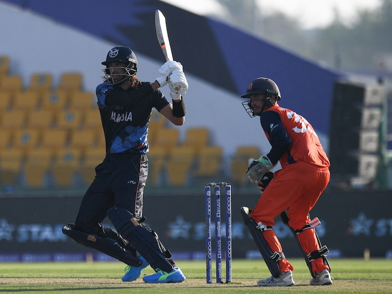 T20 World Cup 2021: Namibia Beat Netherlands By 6 Wickets