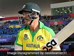 """T20 World Cup: """"People Talking About My Form Is Quite Funny,"""" Says David Warner"""