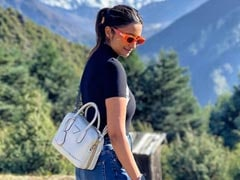 """Parineeti Chopra, Mesmerised By The Everest, Gets A """"Lesson In Humility"""""""
