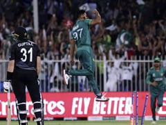 T20 World Cup: Haris Rauf Shines As Pakistan Defeat New Zealand By 5 Wickets