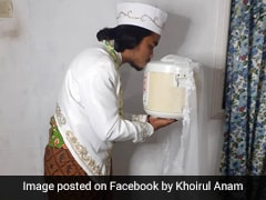 Indonesian Man Marries Rice Cooker, Divorces It 4 Days Later Because...