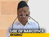 Video : RSS Chief Targets Streaming Services, Drugs In Dussehra Speech