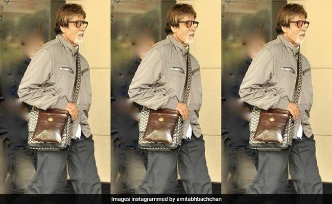 Amitabh Bachchan Couldn't Resist Sharing This Post On His Birthday. 'Gangster,' Comments Ranveer Singh