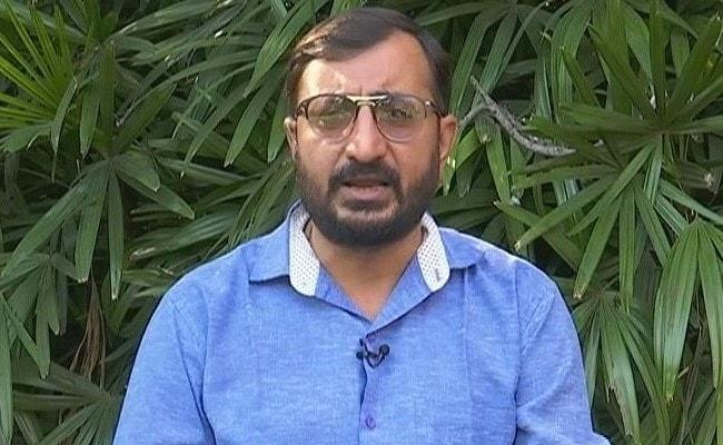 'My life in Maharashtra is under threat': BJP worker after drug eradication