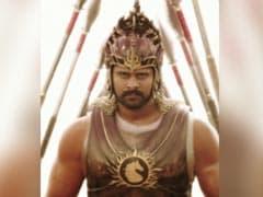 On Prabhas' Birthday, A Look At His 'Baahubali' Blockbusters