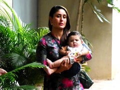 """""""Your Cheeks And Cuddles Complete Me"""": Kareena Kapoor Stopped Short Of Posting An Entire Pic Of Baby Jeh. See Inside"""